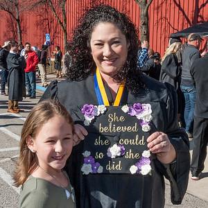 Stefanie Graduation 2018