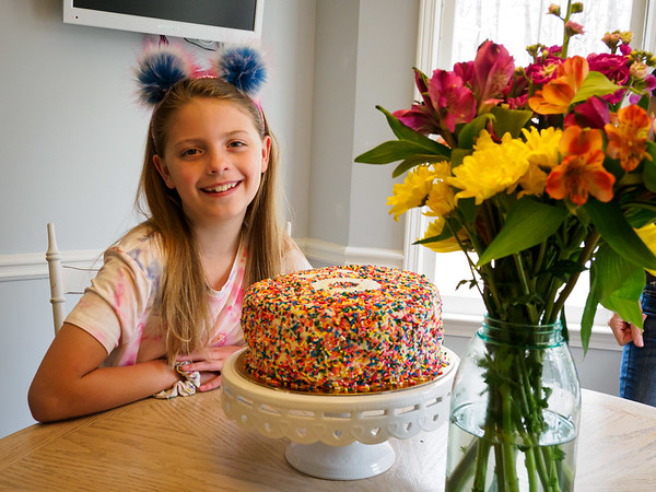 MARY CLAIRE'S 10TH BIRTHDAY