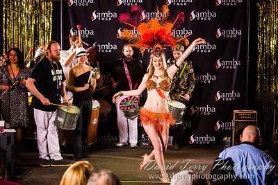 Samba Fogo - Samba Queen 2014