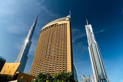 UAE - Dubai & Abu Dhabi