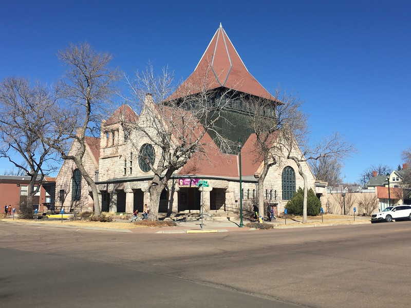 Venue: First Congregational Church, United Church of Christ. .. Link below: