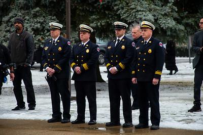 John Dingell's funeral, Feb. 12, 2019