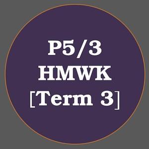 P5/3 HMWK T3