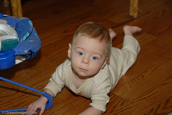 20101109 Arlington, VA - Dylan 9 Months Old