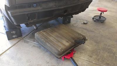 063012 Taking car apart
