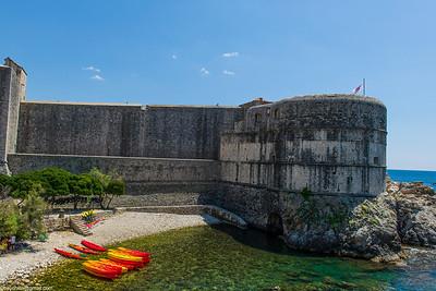 Dubrovnik, Croatia July 2013