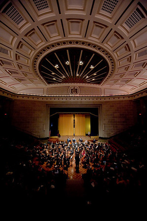 Washington Metropolitan Youth Orchestra Concert 12.07.08