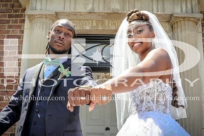 Angel & Marquise Wilkins 6-16-18