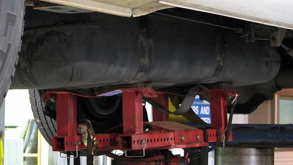 September 9:  Fuel leak, 93935 .  .  .