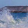 Breaking waves in front of Cap Frehel