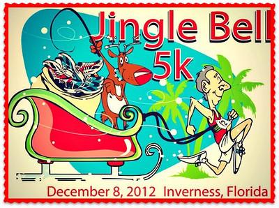 2012.12.08 Jingle Bell 5k