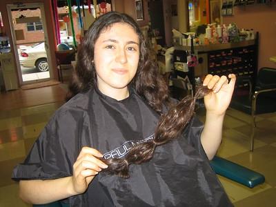 Stasya's Haircut