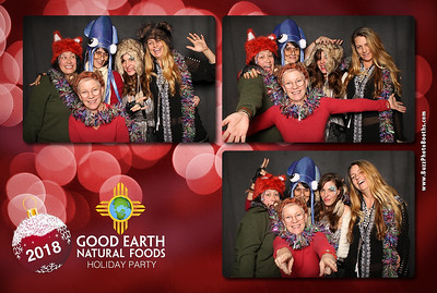 2018 Good Earth Holiday
