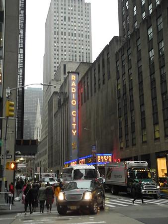 "Radio City Music Hall ""The Rockettes"" Christmas Show"