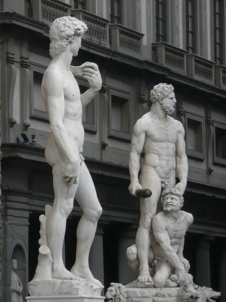f0679083, David statue, Florence, Italy