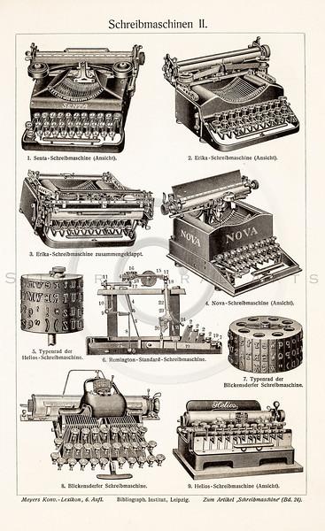 Vintage Antique Encyclopedia