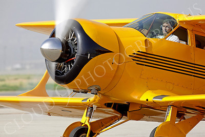 Beech Staggerwing Light Civil Aviation Airplane Pictures