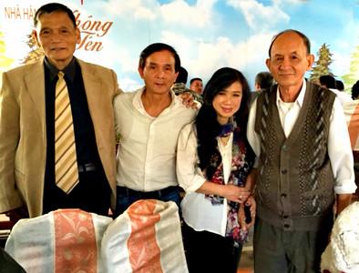 Thầy Phan Nam, Phan Đạm Hùng, Nhất Anh, Thầy Phạm Văn An