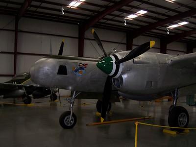 F-5G Lightning at Yanks Air Museum