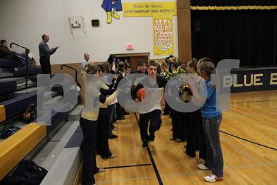 KHS Varsity vs Elmwood 1/28/2011