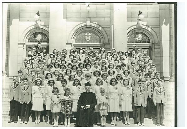 Old Lynch Family Photos