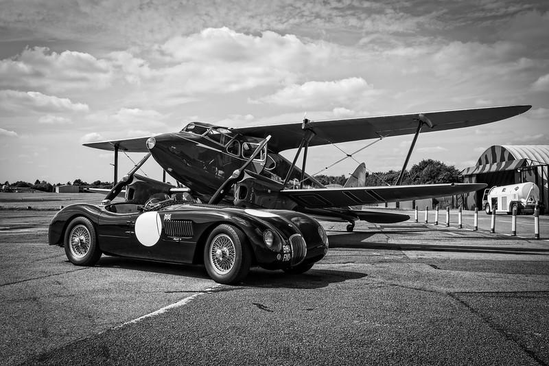 Car Shoot - Northweald Airfield