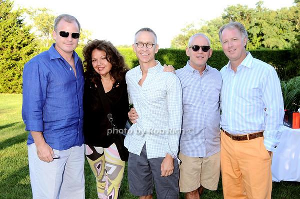 Kevin McCarthy, Marilyn Kern, Ken Lemon, Mike Levine, Mark Webb photo by Rob Rich © 2010 robwayne1@aol.com 516-676-3939