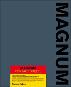 Best Photography Books - Magnum Contact Sheets