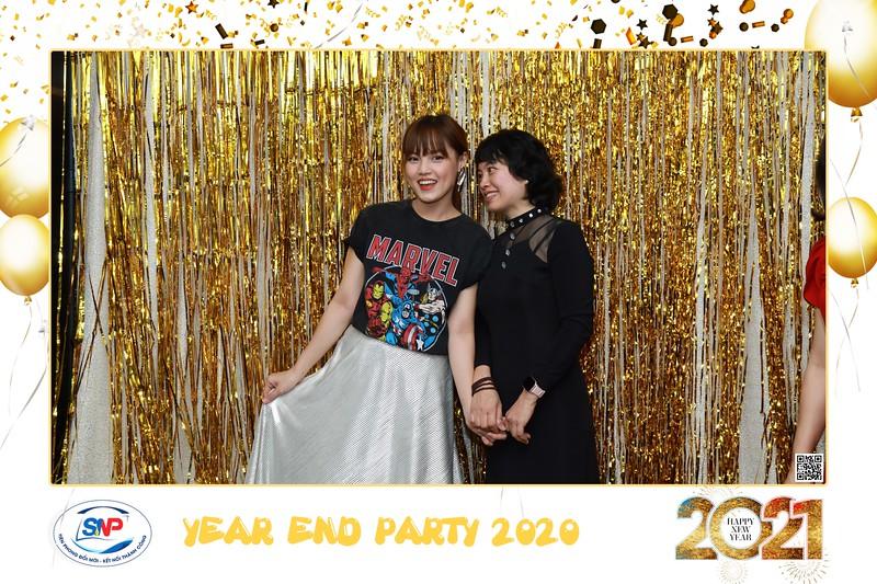 SNP   Year End Party 2020 instant print photo booth @ Landmark 81   Chụp hình in ảnh lấy liền Tất niên 2020 tại TP Hồ Chí Minh   WefieBox Photobooth Vietnam