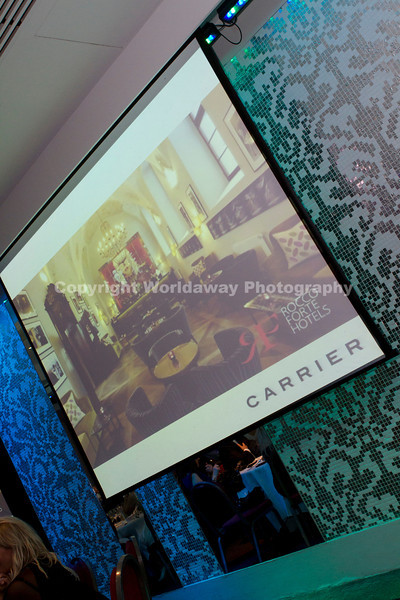 Carrier Preferred Partner Awards & 2013 Season Launch Party,The Roof Gardens, Kensington, 24th October 2012