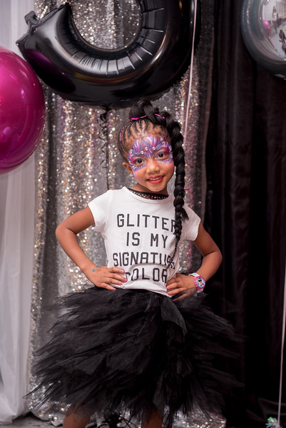 Simmone 5th Bday Party