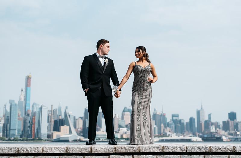 Michael & Geona Prom