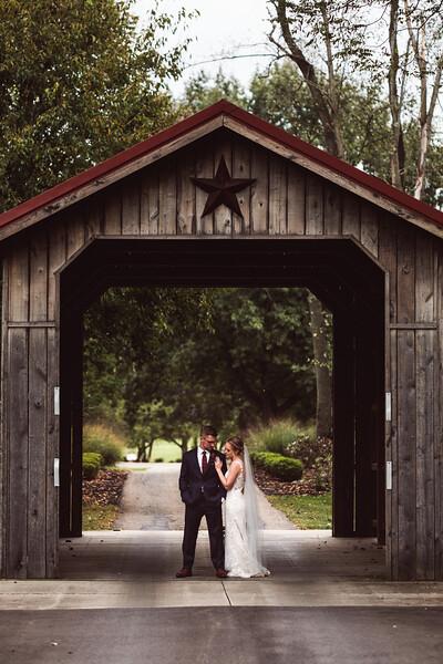 Hannah & Jordan - Brookside Farm