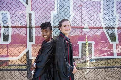 Sincere & Julian Graduation