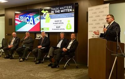 Secretary John Vilsack leads group in support of USMCA