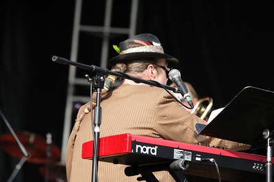 2013 Richmond Jazz Festival - Dr. John & The Night Trippers 8-11-13