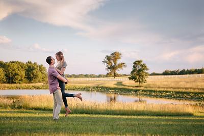 Amy & Gordon - Engagement