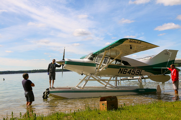 Short's Seaplane Delivery