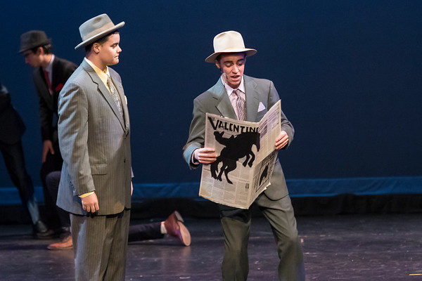 "Academy at the Lakes Presents ""Guys and Dolls"" - March 16, 2018"