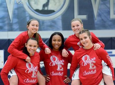 OE Girls Varsity Basketball Vs Plainfield So. (Senior Night 2018)