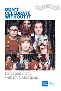 AMEX GABM Holiday Party 12.04.2018