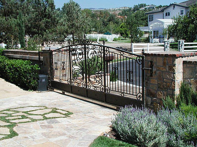 Electronic Gate Entry Systems