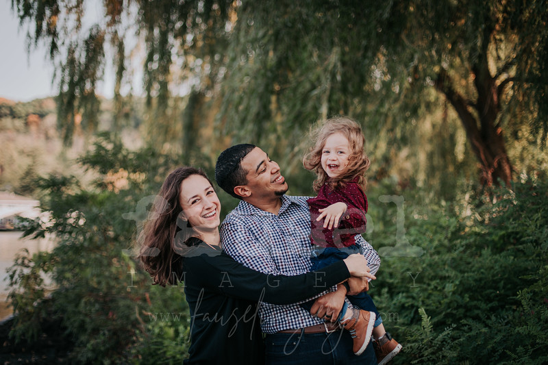 Figueroa Fall Family Session 2020