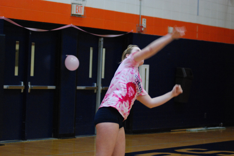 Oswego East Vs Oswego  (Volley for the Cure) 010.JPG