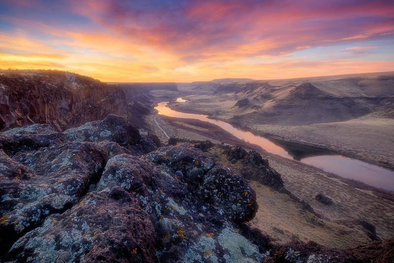105.Lance Christiansen.1.Serpentine Sunrise.jpg