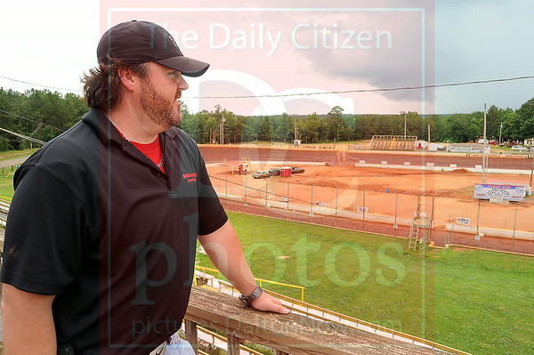 Race Track promoter in Murray County 6/28/14