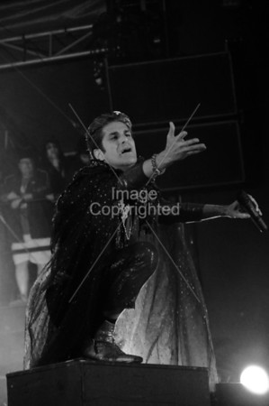 Perry Farrell , Voodoo Music Festival 2009.