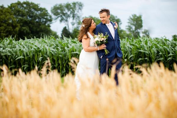 Lori + Kevin: Wedding