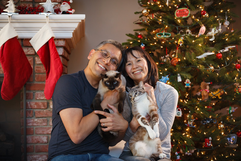2016 12/18: Holiday Card + Outtakes