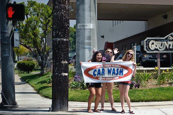 Car Wash: 2010 - 2011 ALHS Dance Teams